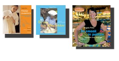 Kookboeken van Angela Prins